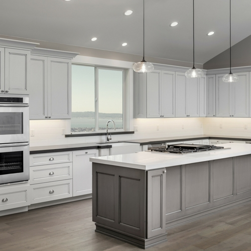 modern kitchen design new london wi